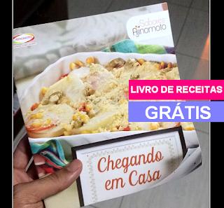 http://www.saboresajinomoto.com.br/livrodereceitas