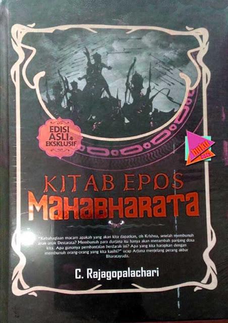Foto Kitab Mahabharata