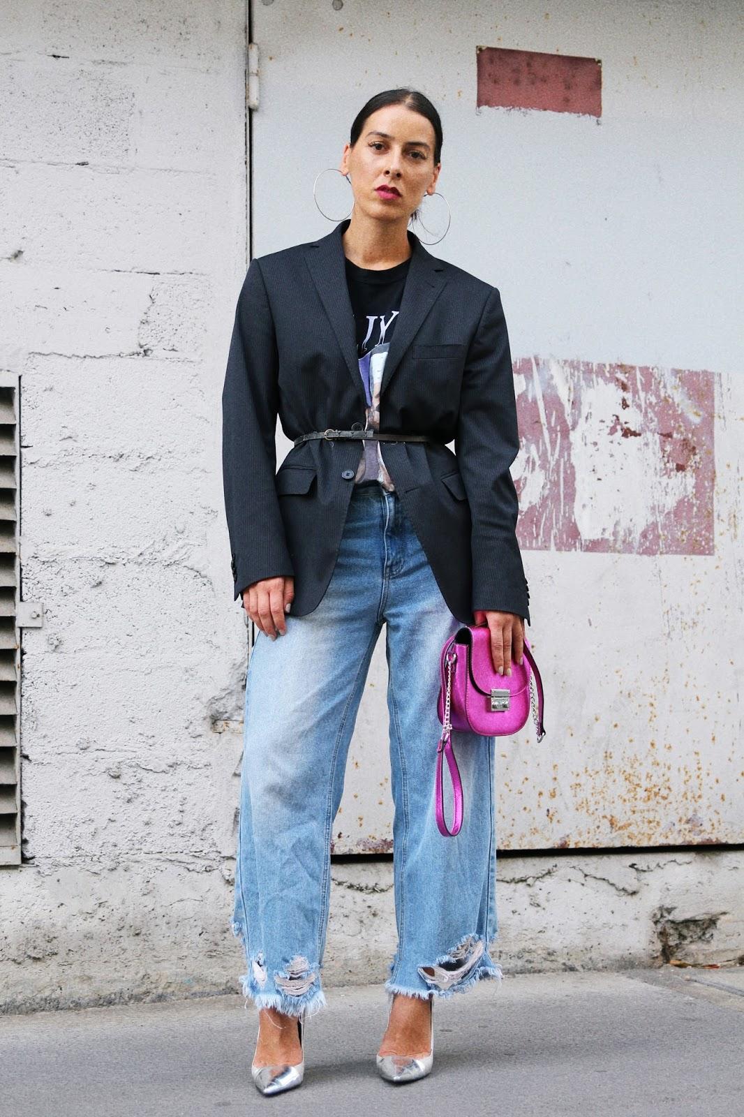 idée-de-look-rentrée-blazer-oversize