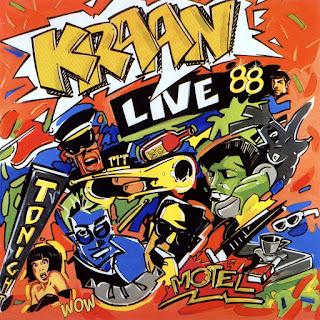 Kraan - 1988 - Live 88