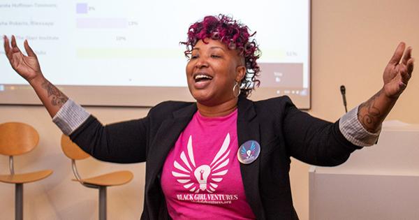 Shelly Bell, founder Black Girl Ventures