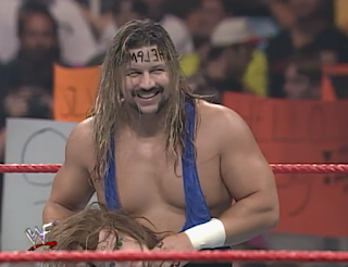 WWE / WWF Judgement Day 1998: In Your House 25 - Al Snow faced Marvelous Marc Mero