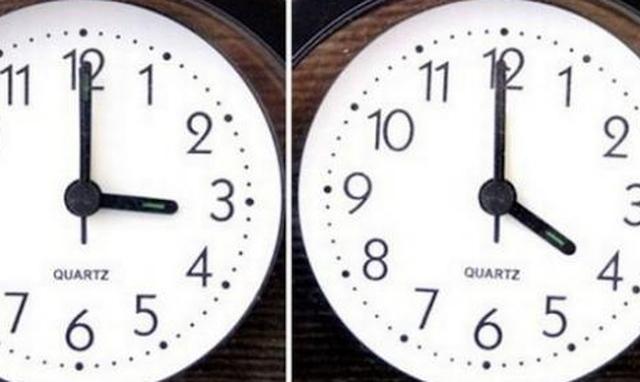 ΠΡΟΣΟΧΗ! Πότε θα γυρίσουμε τα ρολόγια μας μια ώρα πίσω