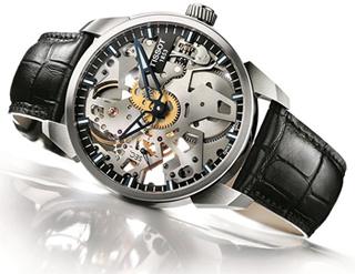 9be30bb9dca Atualmente os relógios da TISSOT estão distribuídos por oito coleções