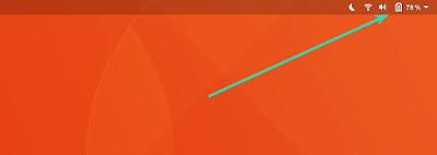 Tip cepat ini menunjukkan kepada Anda bagaimana menampilkan persentase baterai di Ubuntu  Cara Menampilkan Persentase Baterai di Ubuntu 17.10 (Cara Cepat!)