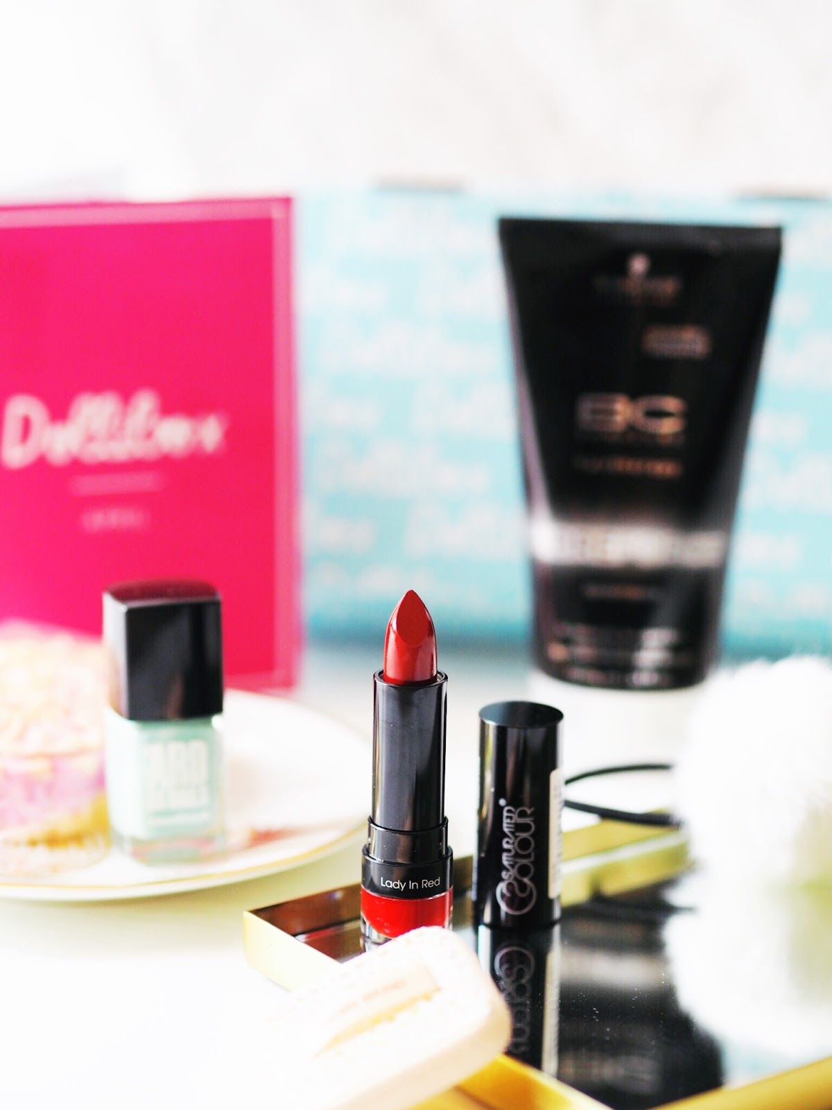 Dollibox subscription box april review