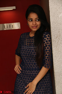 Dazzling Janani Iyer New pics in blue transparent dress spicy Pics 034.jpg