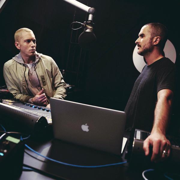 Eminem vai ser o primeiro convidado da estação de rádio da Apple Música