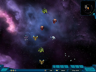 Space Rangers 2 Game Screenshot 2004