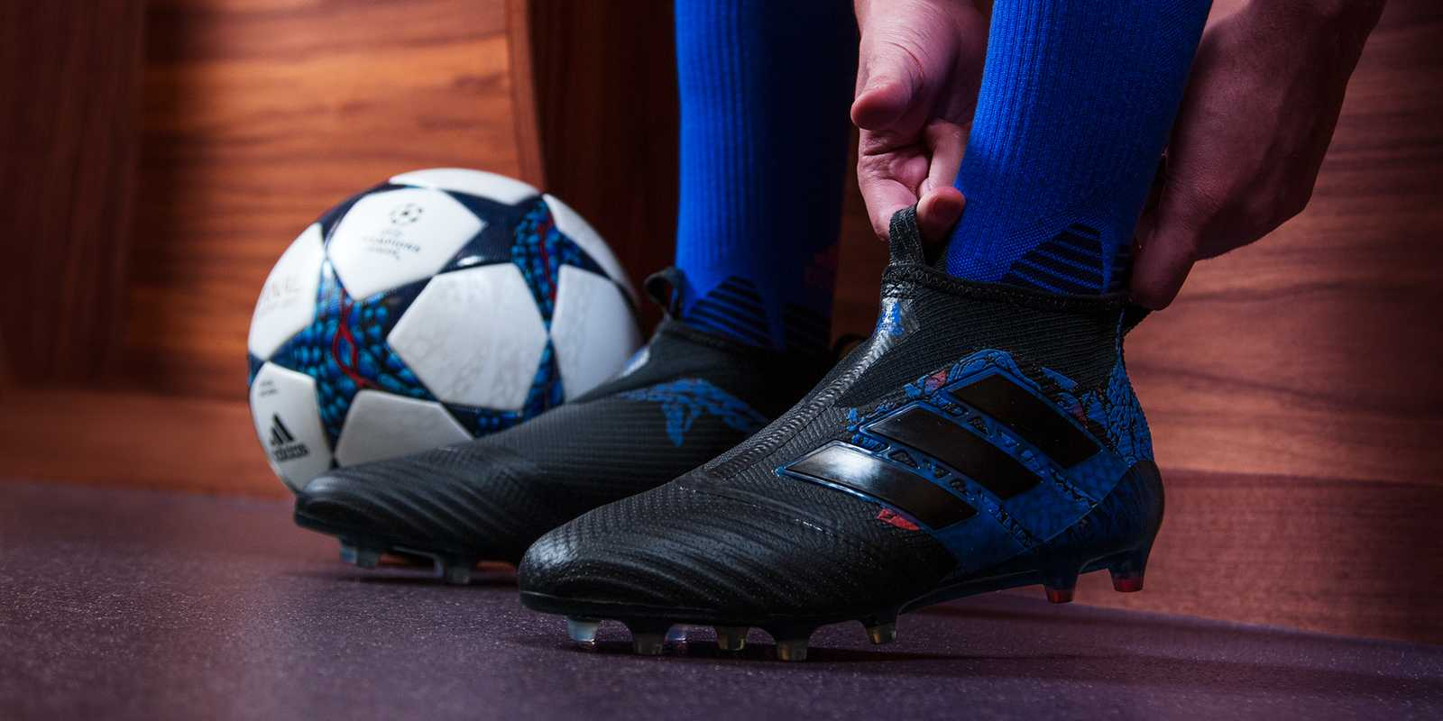 Special-Edition Adidas Ace 17+ PureControl UCL Dragon 2017 ...