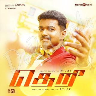 Download Vijay Theri (2016) Tamil Mp3 Songs Free HQ