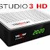 VISIONSAT STUDIO 3 HD ATUALIZAÇÃO V 135 - 19/06/2018