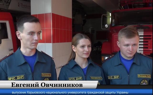 Трое курсантов-предателей уехали работать на террористов