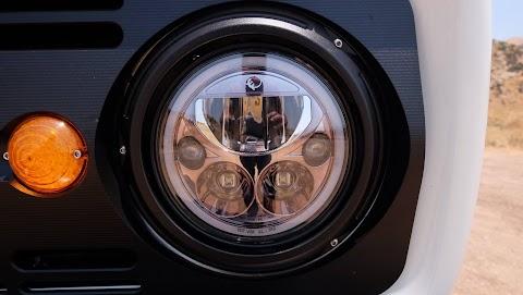 "ICON 7"" Headlights for Classics"