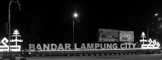 It tells about Lampung Province