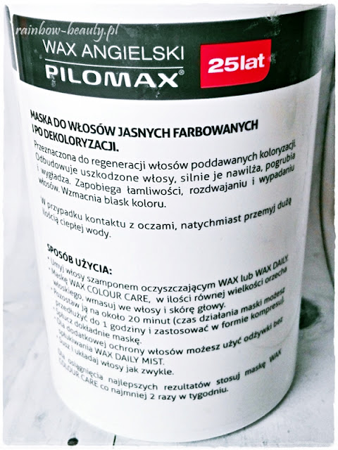 pilomax-kamille-wax-colour-care-maska-do-wlosow-blog-opinie-sklad