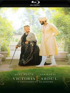 Victoria e Abdul – O Confidente da Rainha 2017 Torrent Download – BluRay 720p e 1080p Legendado