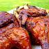 भुना हुआ चिकन रेसिपी - Grilled Chicken Recipe In Hindi
