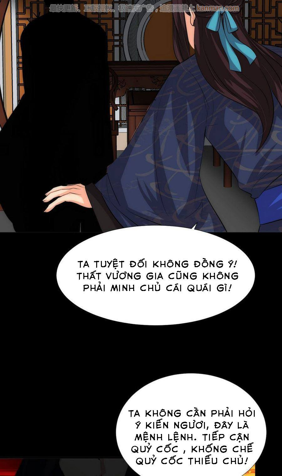 Dưỡng Thiếu Chủ Đấu Tra Nam - Chap 94