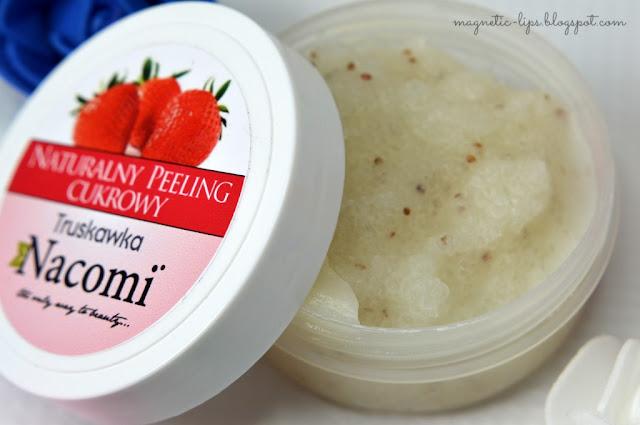 peeling naturalny