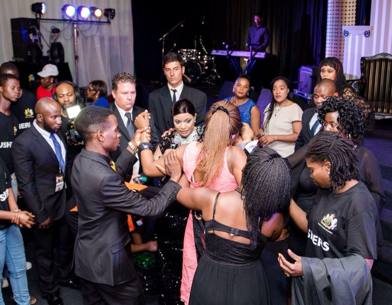 Morgan Tsvangirai exWife Locadia Launches Church