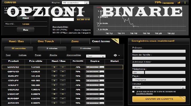 Opzioni Binarie conviene investire? Le truffe da evitare