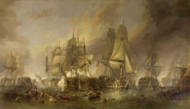 img BATTLE of Trafalgar