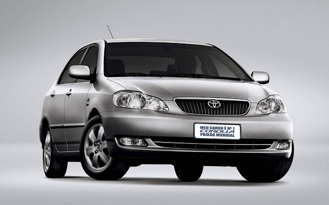 Toyota Corolla 2008 Flex SEG