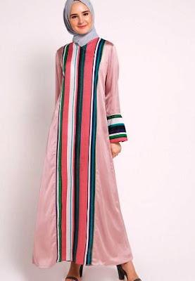 Baju Gamis Modern Masa Kini