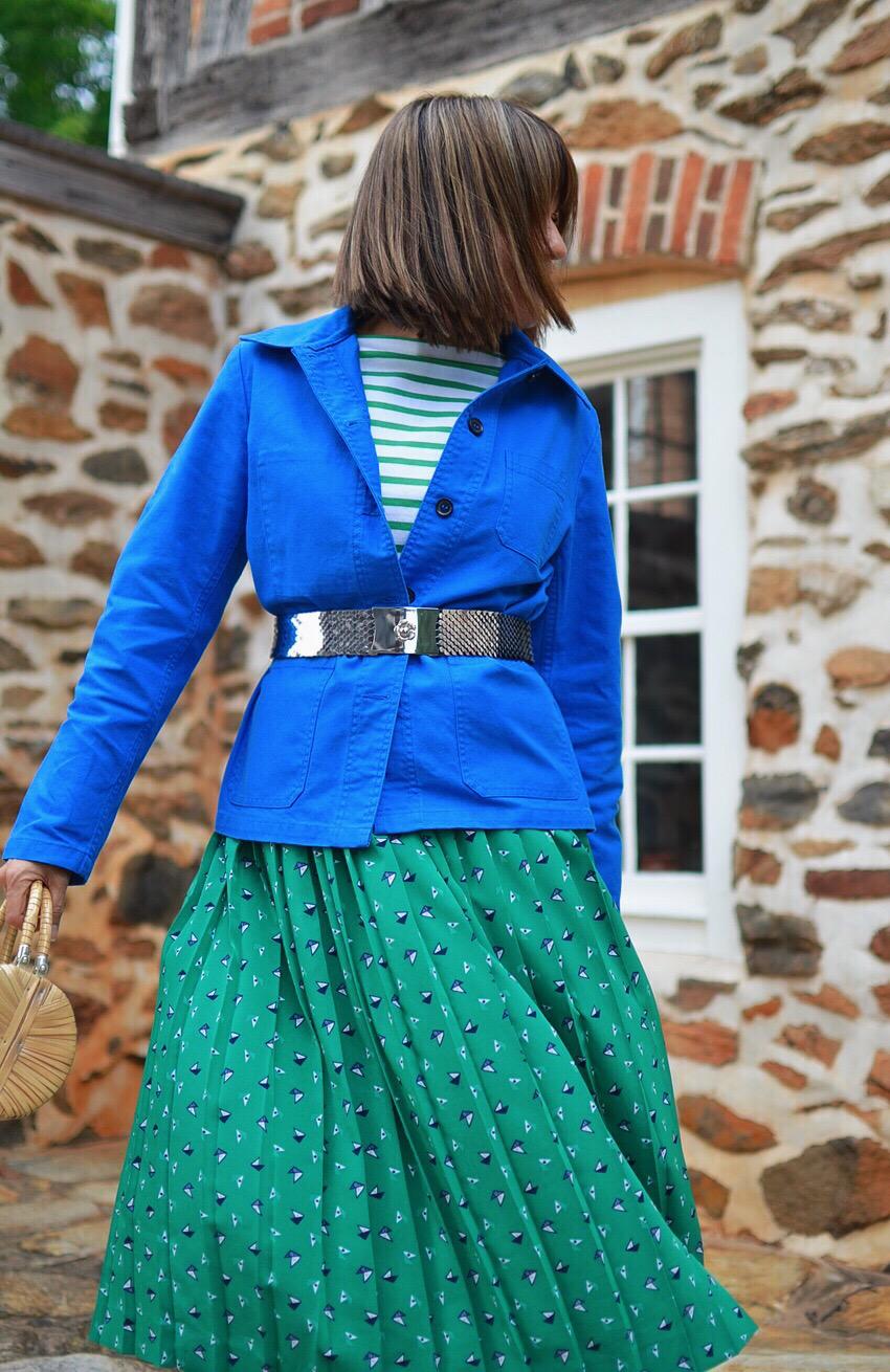 Workwear Jacket Street Style