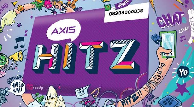 Axis Hitz Terbaik Untuk Internetan Murah
