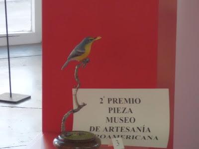 2º Premio Museo de Artesanía Iberoamericana