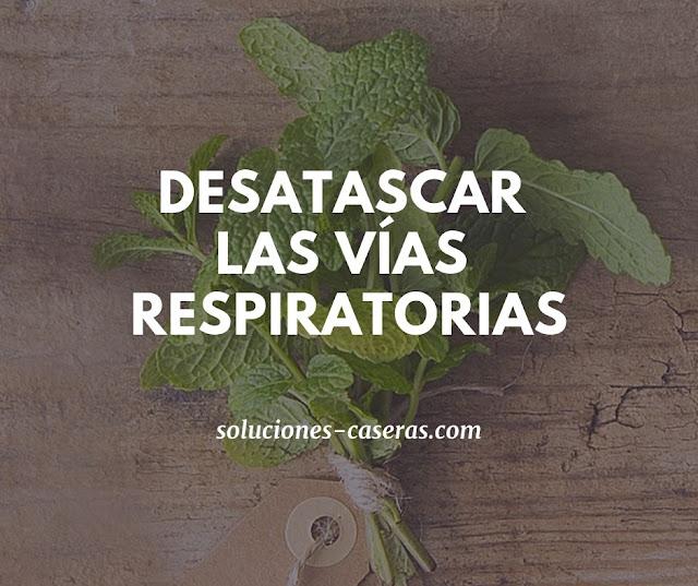 remedio para abrir las vías respiratorias