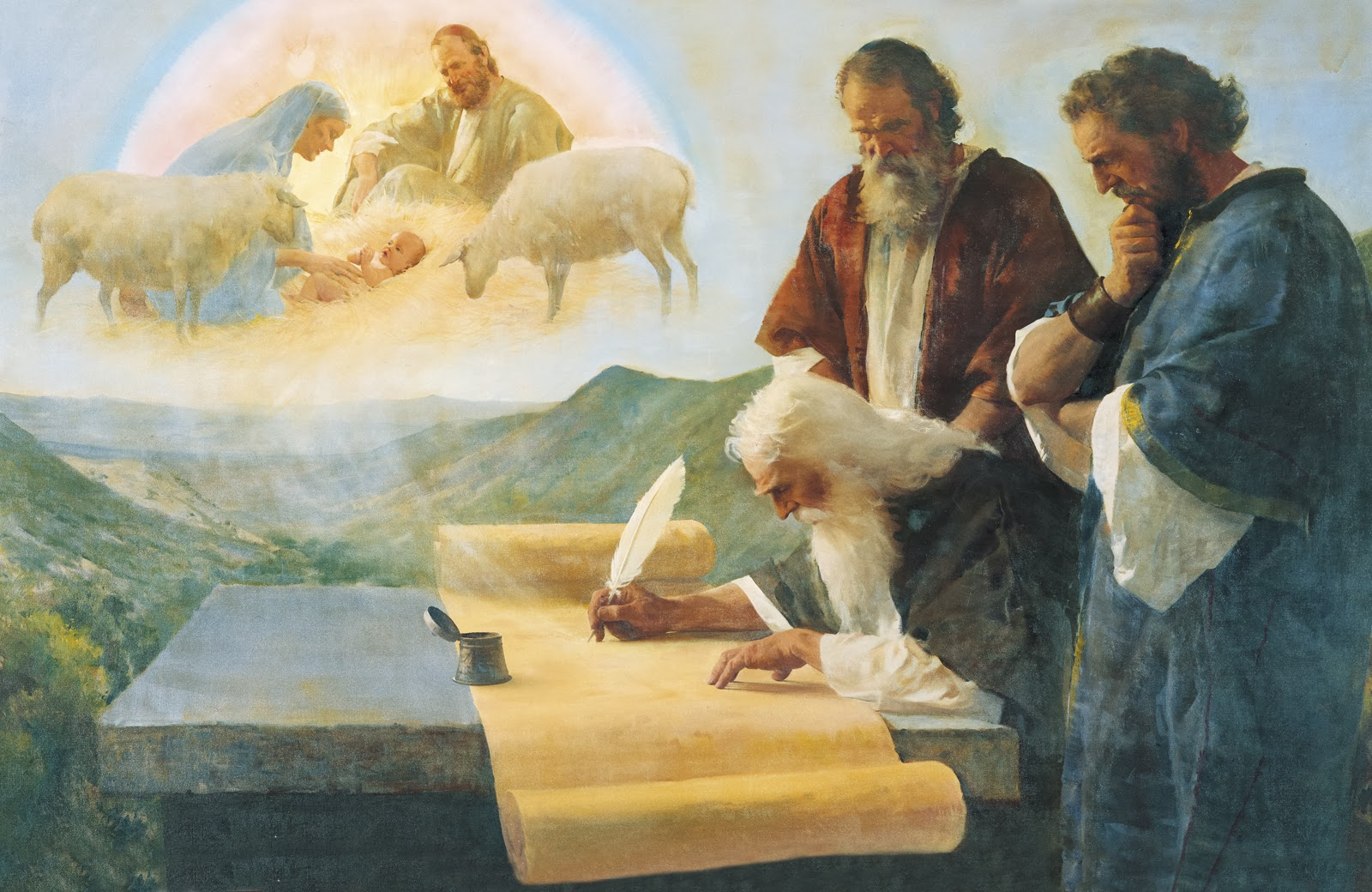 Old Testament Prophecies Of Christ Day By Day Mormon