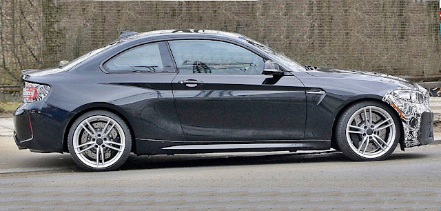 2018 BMW M2 CS price, specs and release date