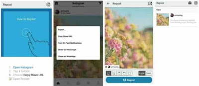 5 Cara Repost Instagram dan Captionnya (Foto atau Video)