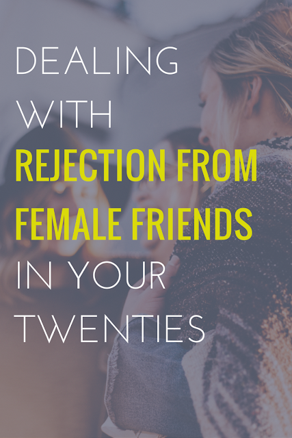 Making friends in your twenties is hard, but keeping those friends as you grow into an adult is harder. Let's talk about the battle to have a female squad and what it means to have authentic friendships.