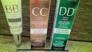 Perbedaan antara BB Cream, CC Cream, dan DD Cream