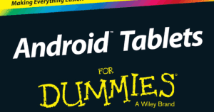 android tablets for dummies for dummies computers