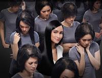 Rambut Wanita Tebal dan Panjang