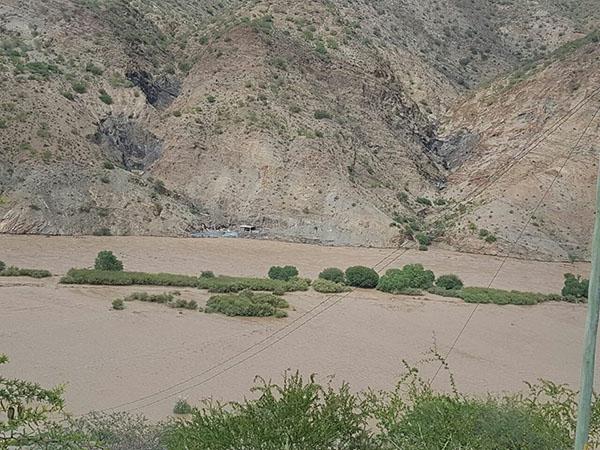 Río San Juan del Oro afecta seriamente a las comunidades del Municipio de Villazón