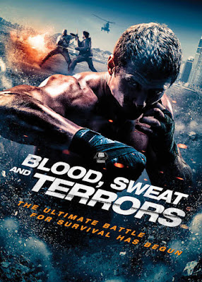 Blood, Sweat And Terrors 2018 DVD R1 NTSC Sub