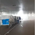 [VIDEO] Hmmmmm! Where are the 800 Coronavirus patients, this Corona na lie lie o - Man says as he shares a video from empty isolation center allegedly in Kano