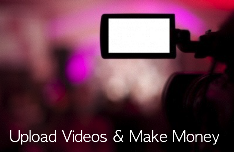 Shoot & Publish Videos To Make Money Online With Youtube ...