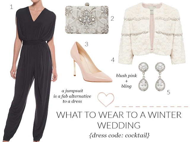 What To Wear In A Winter Wedding