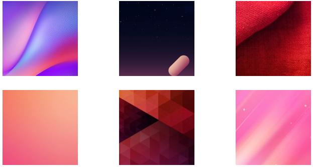 3 Download Meizu M6S Stock Wallpapers