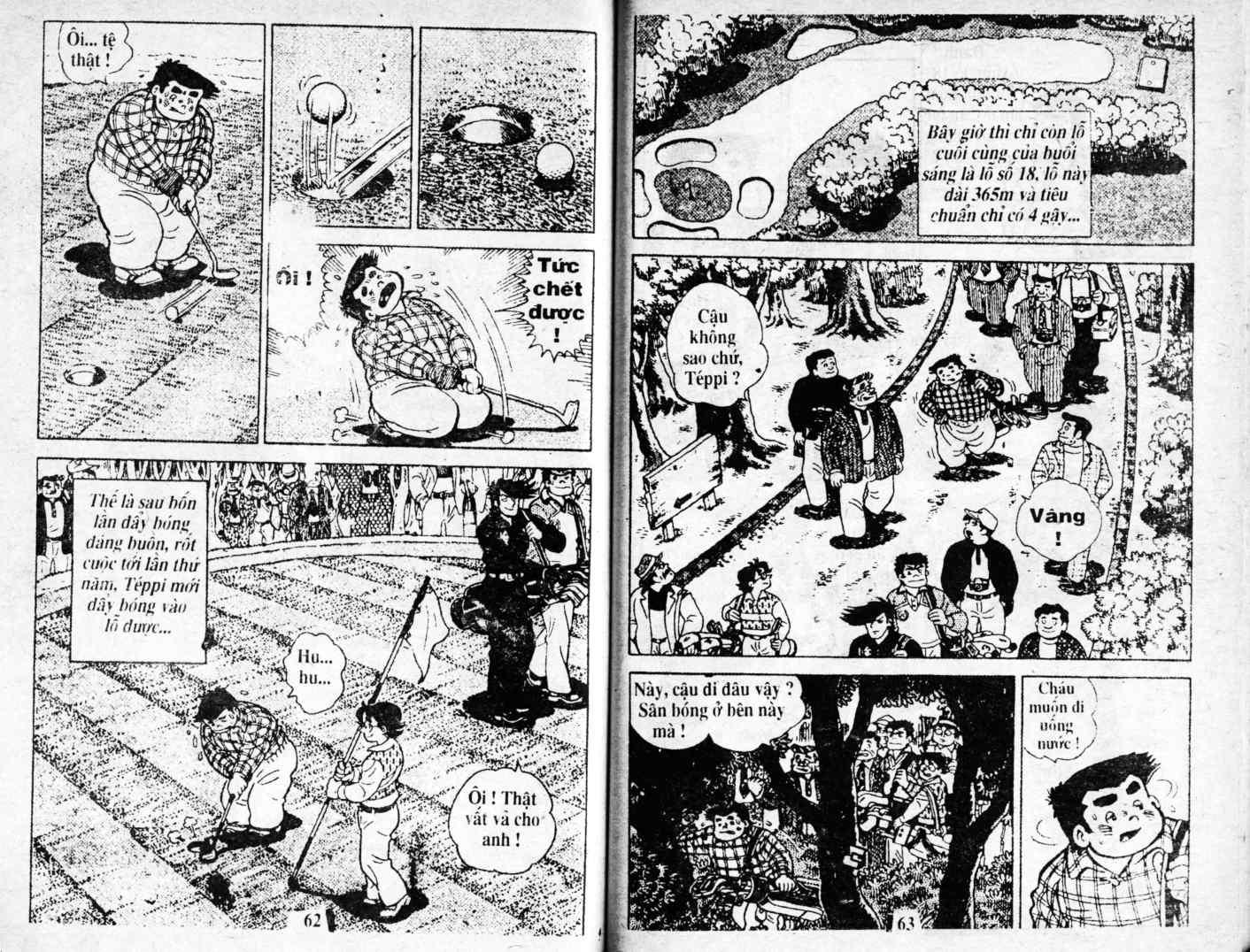 Ashita Tenki ni Naare chapter 4 trang 31