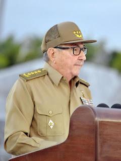 Raúl Catro, Blog Cuba Isla Mía, La Revolución sigue siendo joven
