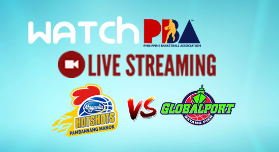 Livestream List: Magnolia vs GlobalPort game live streaming March 6, 2018 PBA Philippine Cup