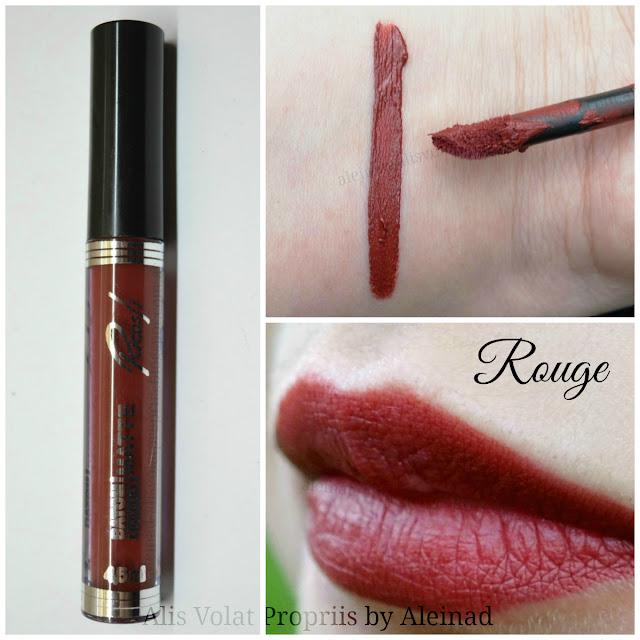 labiales liquidos ricosti reseña Rouge